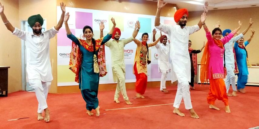 GJIMT Organized Talent Hunt Parakh 2019