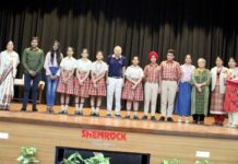 Installation Ceremony of Early Act and Interact Club