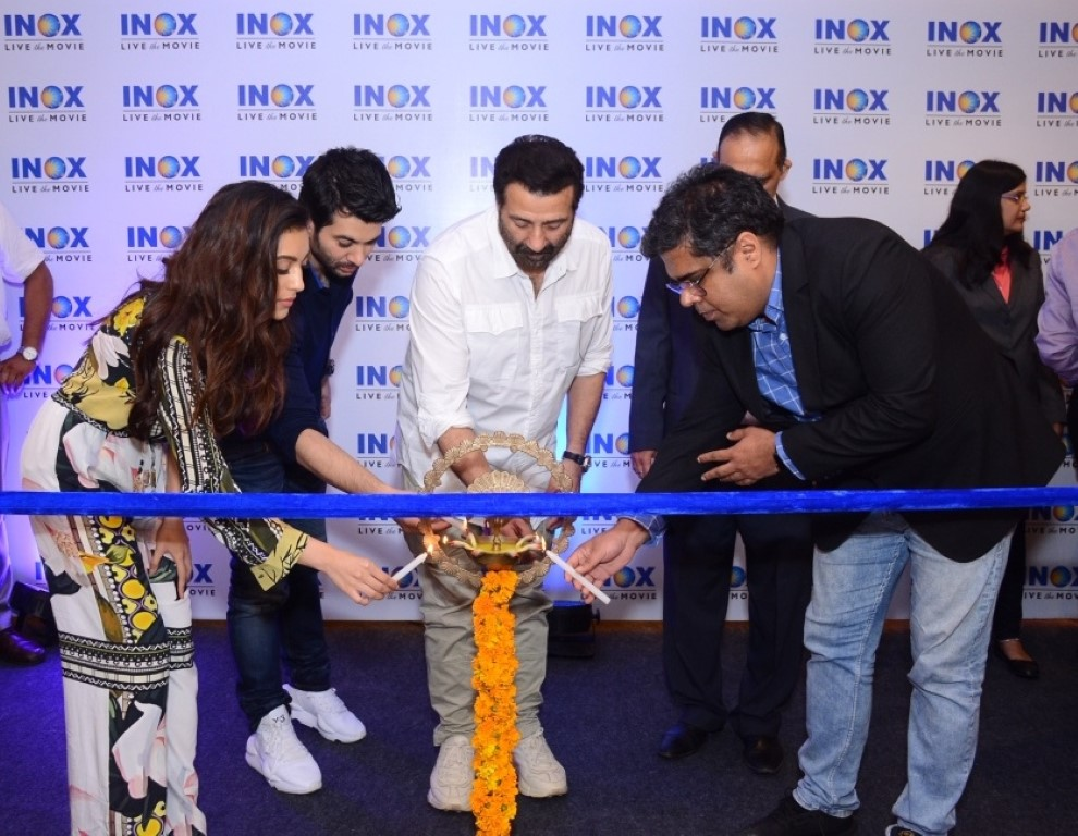INOX now operates 3 multiplexes and 13 screens in Punjab