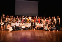 INIFD Academy of Interiors Chief Mentor Twinkle Khanna conducts Mentor Class