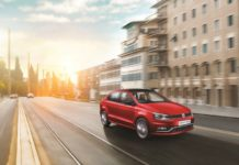 Volkswagen Introduced a new GT Line edition for the Ameo