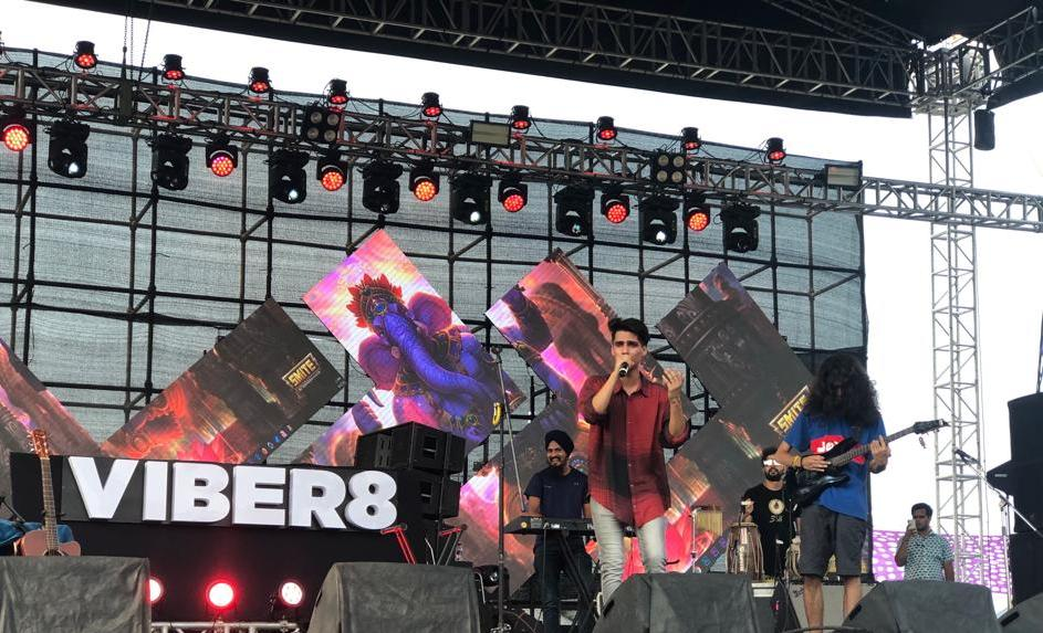 Tricity residents witnesses enthralling performances at 'Viber8' festival