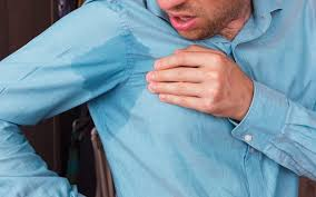 4 Ways to stop Sweating in this humid weather