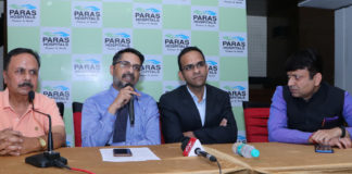 India has about 1.5 million to 2 million new Stroke cases every year : Dr Vivek Gupta