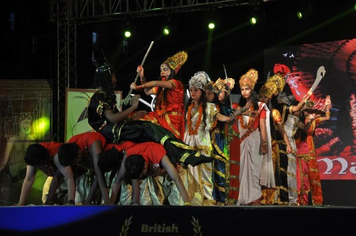 Dikshant International School's Annual Day