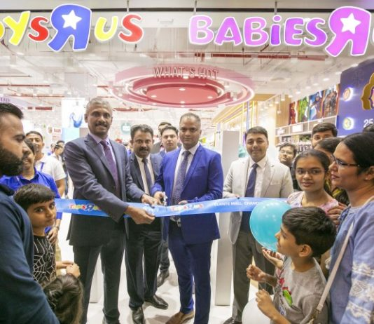 "Toys""R""Us launches its first store in Chandigarh"