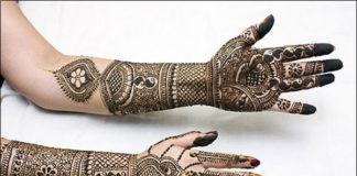 Karva/Karwa Chauth Mehndi Designs 2019