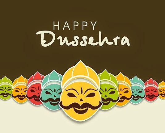 Happy Dussehra 2019 Greetings Ravan Fireworks Video Photos Whatsapp FP DP Images