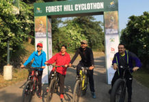 Forest Hill Cyclothon held at Forest Hill Resort