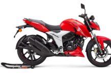 TVS Motor launches TVS Apache RTR 200 4V&TVS Apache RTR 160 4V BS-VI motorcycles