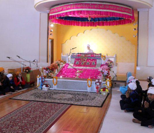 Prakash Utsav of Guru Nanak Dev Ji celebrated at Ashmah International School