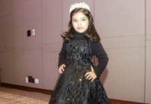 Panchkula girl Ciara Goel to be the youngest Show Stopper