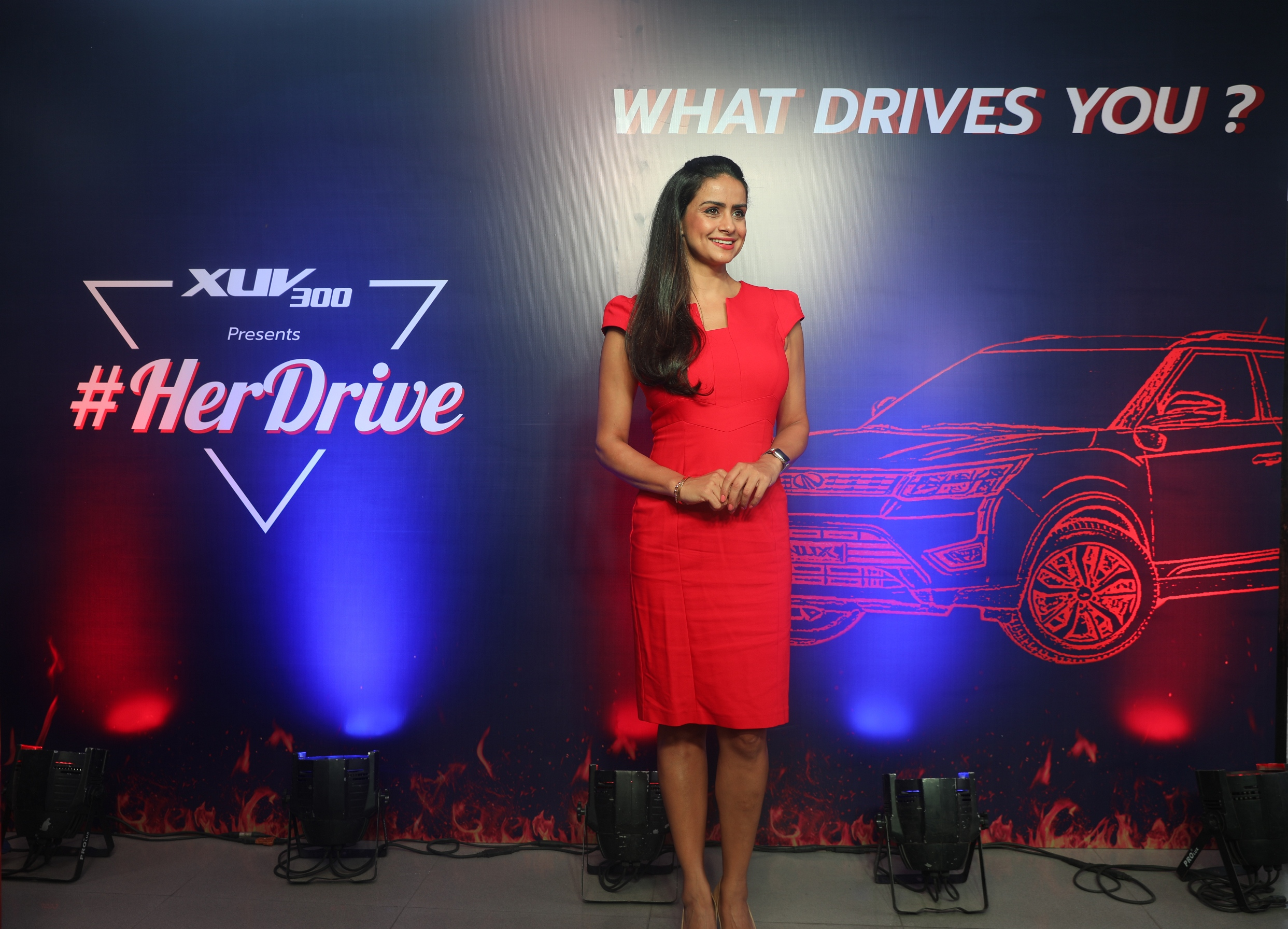 Mahindra launches #HerDrive campaign for the XUV300