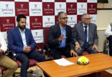 """Tanishq's First Flagship Store in Chandigarh gets newly designed store to reaffirm its leadership Tanishq's new CEO visits Chandigarh to launch the newly designed store Chandigarh, 8th November: Tanishq, India's most trusted jewellery brand launches its newly designed store in Chandigarh, today. This is Tanishq's first flagship store in the region, and the brand completed its 22 years of journey in the region. The newly designed store was inaugurated by the new appointed CEO, Mr. Ajoy Chawla, CEO Jewellery Division at Titan Company Ltd, which would house variety of new jewellery designs from Tanishq including Virasat, Ahalya and Preen. Spanning across 5000 sq. ft., initially at 3000 sq. ft., the newly designed store at SCO 194-195, Sector 17-C, near Ghazal restaurant, Chandigarh; houses more than 10,000 designs in gold, Solitaire, wedding and high value diamond jewellery available at the exclusive section of the store. The store with its dedicated sections will also house the latest collections from the house of Tanishq including Virasat, Ahalya, Swayahm and Preen. As part of the store launch, Tanishq is offering a free gold coin on purchase of 10 grams gold jewellery* and Rs. 10,000 of diamond Jewellery from 8th to 10th November. Sharing his thoughts on the launch of Tanishq store, Mr. Ajoy Chawla, CEO Jewellery Division at Titan Company Ltd. said, """"Delighted to announce the Relaunch of a bigger, better and more exciting flagship Tanishq store at Sector -17 C, Chandigarh! This 22 year old store which has now become a Large format store, will reset benchmarks in customer service, provide a richer product assortment with exclusive designs, while continuing to push the limits in craftsmanship, superior quality and finish. This iconic store from Tanishq will become a landmark in Chandigarh and we recommit ourselves to providing a joyful shopping experience on every occasion, big or small."""" Each Tanishq store houses the state–of–the–art Karatmeter which guarantees the m"""