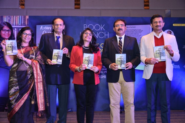 Ritu Singal launched book, 'A Story Can Change Your Life'