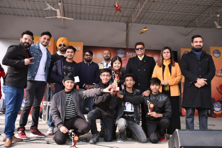 Satluj Rock Show Galactica brings alive the spirit of music