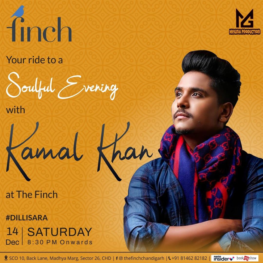Ishq Sufiyana superstar Kamal Khan , Finch