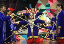 "9th Annual Event of Chitkara International School ""Saga of Needle &Thread"" held"