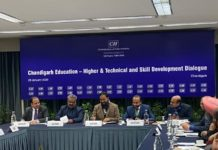 CII ,Chandigarh Education&Skill Development Dialogue 2020