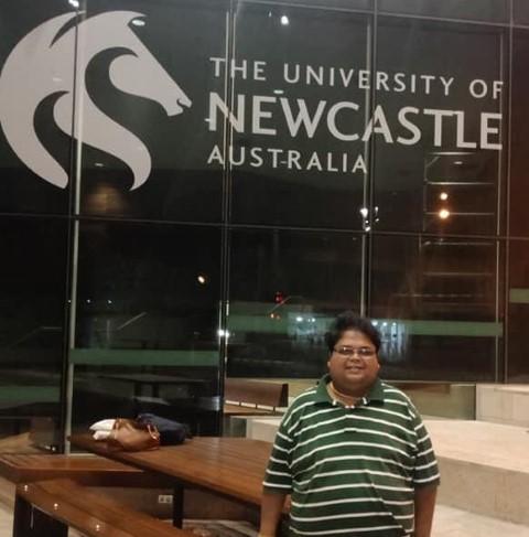 Dr Garg , Australia