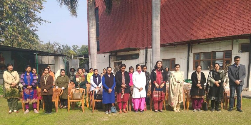 Republic Day Celebrated at Dev Samaj College of Education