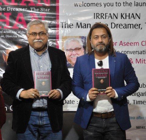 Aseem Chahbra,Irrfan Khan