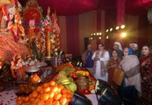 Mata Ki Chowki Annual Religious Function held