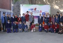 2-Day Painting Exhibition organised by SBI, in tandem with LIC of India, Kick Starts