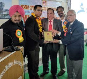 150 senior citizens attend health awareness program