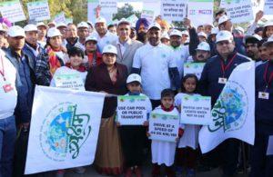Saksham Fit India Walkathon ,Feb-9-2020