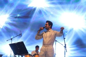 'The Happyness Concert' at Elante by Ayushmann Khurrana and Mankirt Aulakh