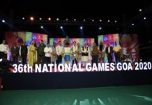 National Games & Mascot Launch