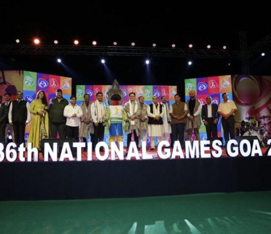 National Games & Mascot Launch