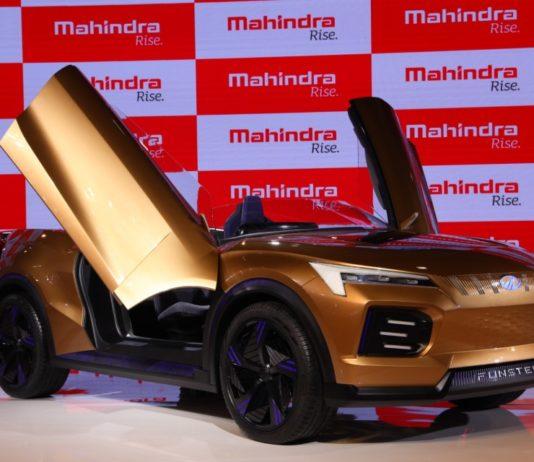 Mahindra's 'Driven by Purpose' at Auto Expo 2020