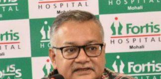 Coronavirus: No need to panic, take precautions: Dr. Mandal