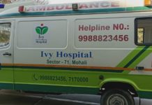 Ivy Hospital partners Punjab Half Marathon