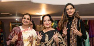 A Saree Affair: Celebrating love for nine yards!