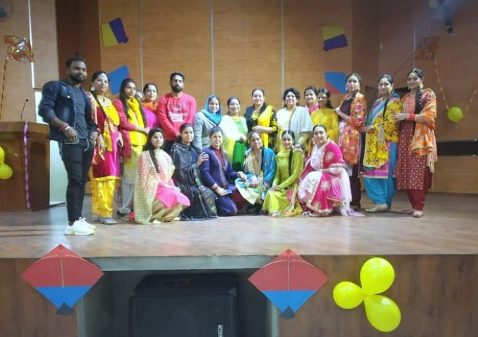 RGI celebrated the festival of Basant Panchami