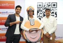 ICICI Lombard launches petition for first-ever Motorbike Helmet emoji