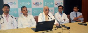 Chosen as a preferred centre for routine and complex kidney transplants, Max Hospital, Mohali has crossed the 750 mark since its inception in 2013