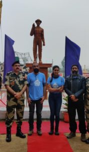 Classic Legends Pvt. Ltd, the makers of Jawa Motorcycles, today flagged off the Jawa Nomads Punjab Ride here at Amritsar