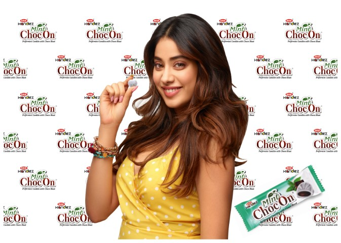 Adding a minty twist to chocolates, Mahak Group launches yet another delectable flavour of candy-Mint ChocOn