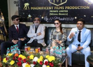 A production house to give platform to the talented singers, actor &, filmmakers of Punjab, Magnificent Films Production opened its Mohali branch today in a star-studded event.
