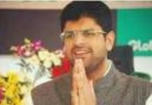 Dushyant Chautala, COVID-19