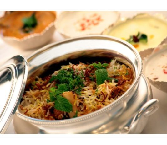 Veg/ Chicken/ Mutton Biryani Recipe by- Sajesh Nair- Executive Chef, Taj Falaknuma Palace, Hyderabad