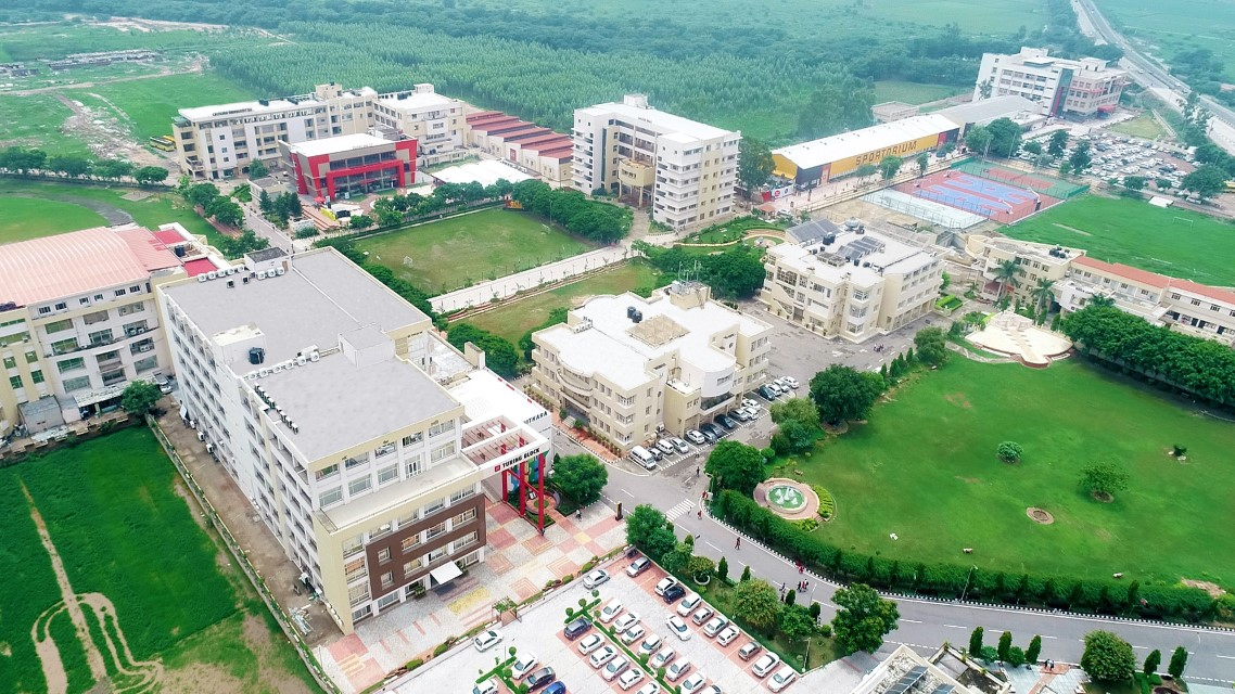 Chitkara University (E-LEAD) QS IGAUGE