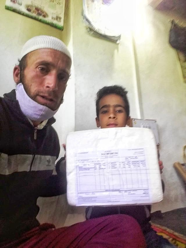 Navsankalp Provides Medices in Kashmir Amidst Covid-19 Lockdown