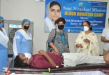 175 Nirankari devotees donate blood during COVID-19
