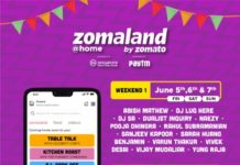 Singapore Tourism Board Partners with Zomato to bring virtual weekend festival