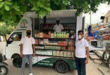Dabur'Immunity Vans'